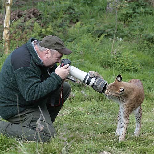 Jürgen Borris, Naturfotograf