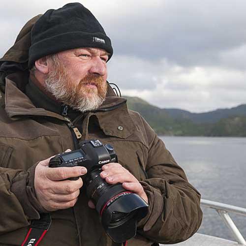 Naturfotograf Jürgen Borris