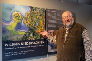 Ausstellung Wildnis Niedersachsen