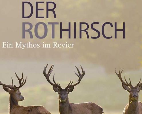 """Buch """"Der Rothirsch"""""""