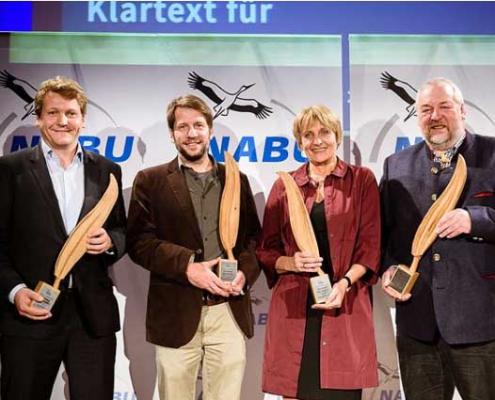 Journalistenpreis des NABU