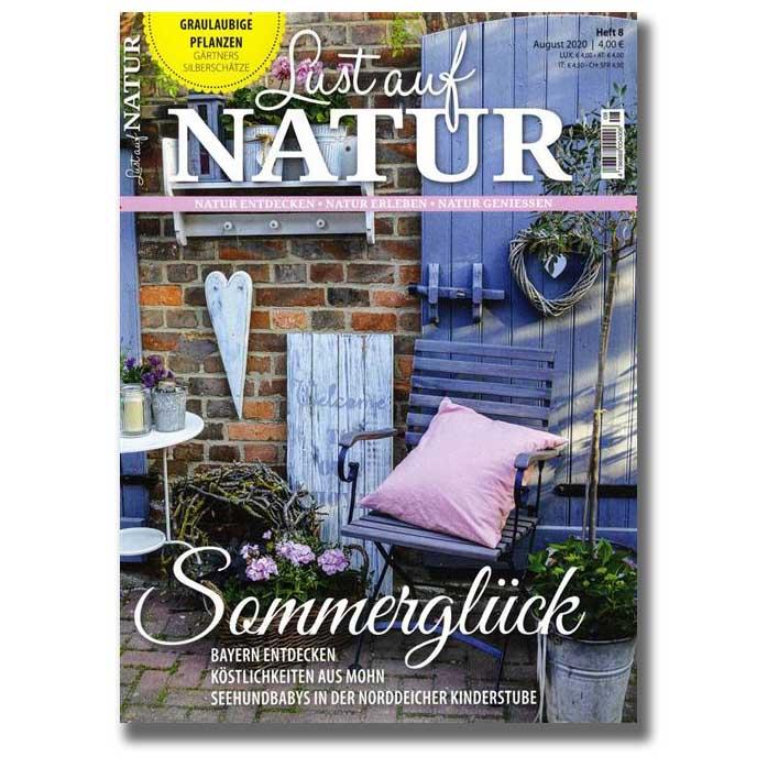 """Zeitschrift """"Lust auf Natur"""""""